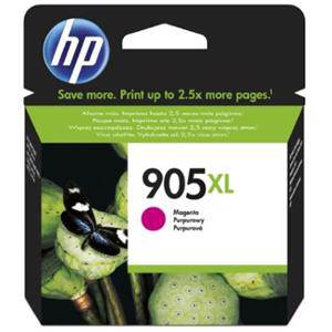 HP 905XL Magenta Ink Cartridge (825 Pages)