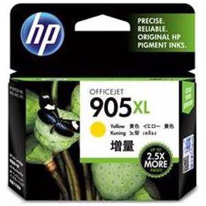 HP 905XL Yellow Ink Cartridge (825 Pages)