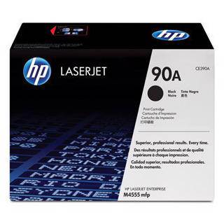 HP 90A Black Toner Cartridge (10,000 Pages)