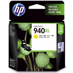 HP 940XL Yellow Ink Cartridge (1400 Pages)