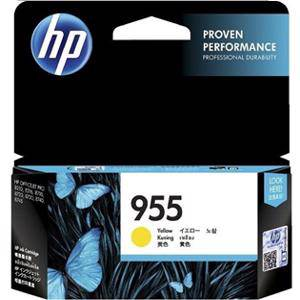 HP 955 Yellow Ink Cartridge (700 Pages)