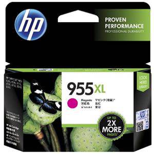 HP 955XL Magenta Ink Cartridge (1600 Pages)