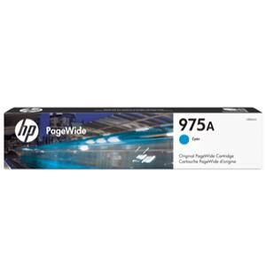 HP 975A Cyan PageWide Ink Cartridge (3000 Page)
