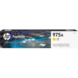 HP 975A Yellow PageWide Ink Cartridge (3000 Page)