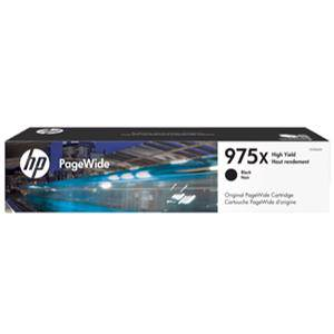HP 975X Black High Yield PageWide Ink Cartridge (10000 Page)