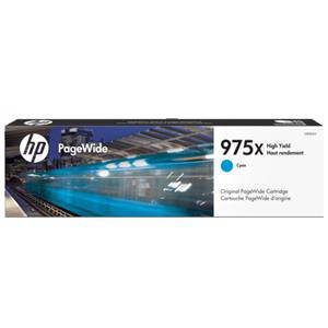 HP 975X Cyan High Yield PageWide Ink Cartridge (7000 Page)