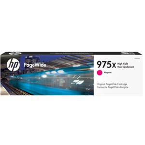 HP 975X Magenta High Yield PageWide Ink Cartridge (7000 Page)