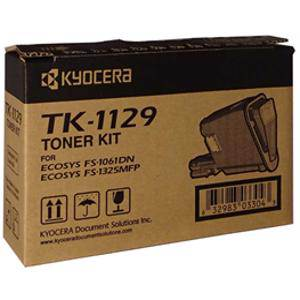 Kyocera TK-1129 Black Toner (2100 Pages)