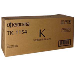 Kyocera TK-1154 Black Toner (3000 Pages)