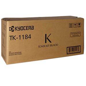 Kyocera TK-1184 Black Toner (3000 Pages)