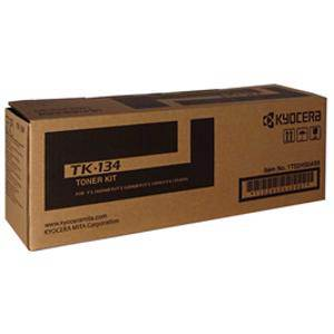 Kyocera TK-134 Black Toner (7200 Pages)