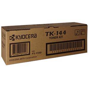 Kyocera TK-144 Black Toner (4000 Pages)
