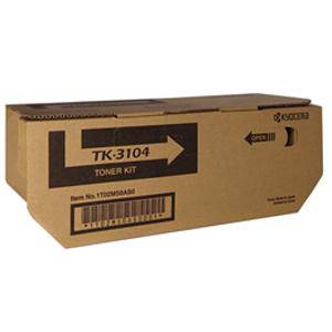 Kyocera TK-3104 Black Toner (12,500 Pages)