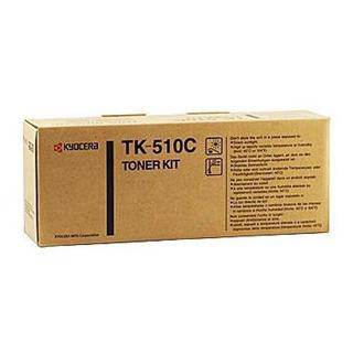 Kyocera TK-510 Cyan Toner Cartridge (8000 Pages)