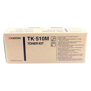 Kyocera TK-510 Magenta Toner Cartridge (8000 Pages)