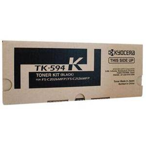Kyocera TK-594K Black Toner (7000 Pages)