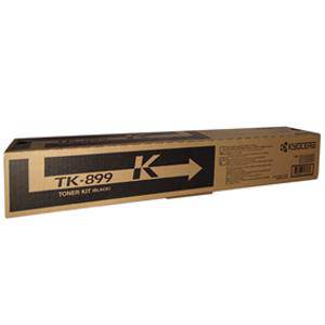 Kyocera TK-899 Black Toner (12,000 Pages)