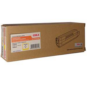 OKI 42127458 Yellow Toner (5000 Pages)