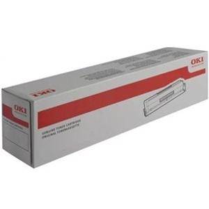 OKI 45862828 Yellow High Yield Toner (10,000 Pages)