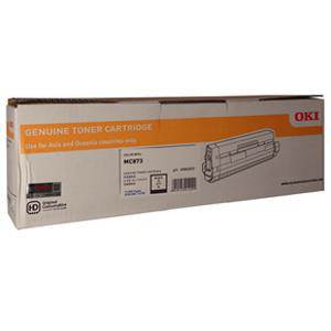 OKI 45862832 Black High Yield Toner (15,000 Pages)