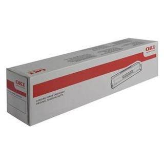 OKI 46507611 Cyan Toner Cartridge (11,500 Pages)